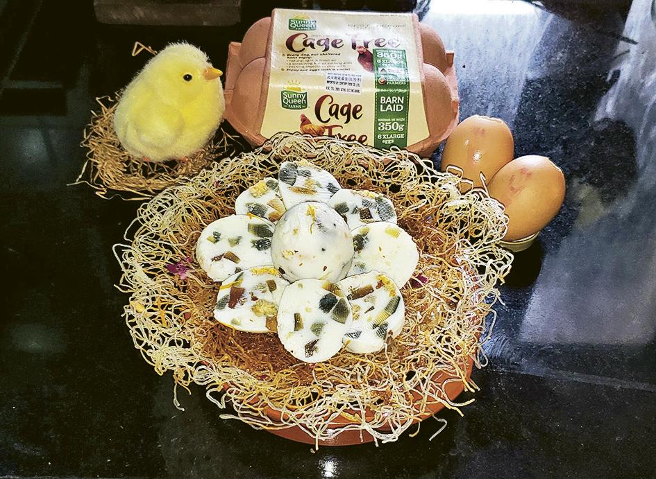 2021母親節|用澳洲笑臉雞蛋 煮大餐比媽媽 吃得開心又放心