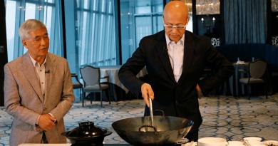 名廚黃永幟 x 麥華章:走訪龍壐酒家 友情下廚、賞美酒歎創新中菜 體驗男人的浪漫