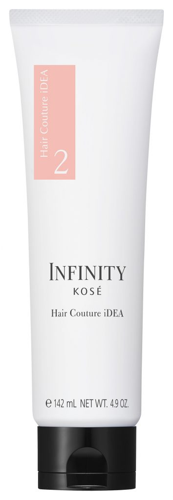 INFINITY KOSÉ 4月精選多款Hair Couture組合 為你呈獻最貼身的專屬頭髮護理