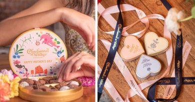 2021母親節 | 英女王至愛朱古⼒品牌 Chocolatier Charbonnel et Walker 精美禮盒 盛載節⽇限定朱古⼒向母親表愛意