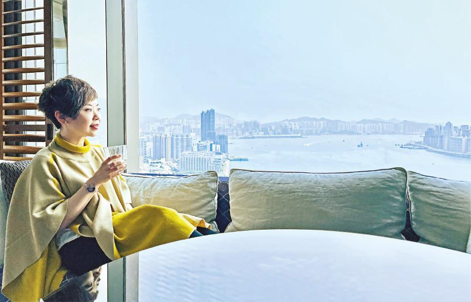 靚酒 × Staycation 無敵海景套房設私人雞尾酒餐車、香檳主題下午茶 酒迷之選