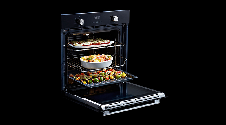 Mia Cucina全新嵌入式煤氣焗爐 明火烤焗烹調佳餚