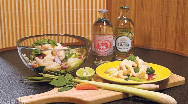 Son級廚房|泰式酸辣鳳爪迎夏日 不易出水秘訣是配菜?