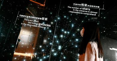 科學館30周年丨新常設展覽廳「地球科學廳」登場!走入模擬室親身體驗十號波