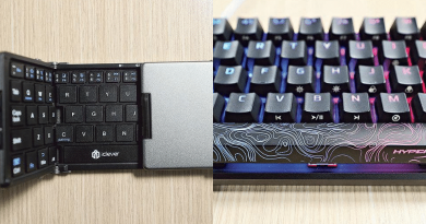 鍵盤款式、學問多 機械、光軸Keyboard有乜特別?