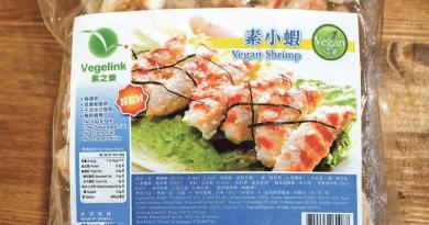 Let's Go Green!5款純素小食 蒟蒻蝦彈牙口感似真蝦 腐乳扮Blue Cheese