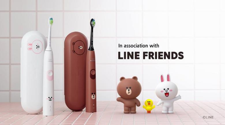 電動牙刷清潔牙齒有法 聲波震動護齒