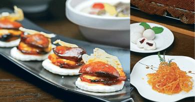 大嶼山新鮮蜂蜜入饌 東涌酒店采悅軒限定菜單 改良名菜金錢雞 入口輕盈