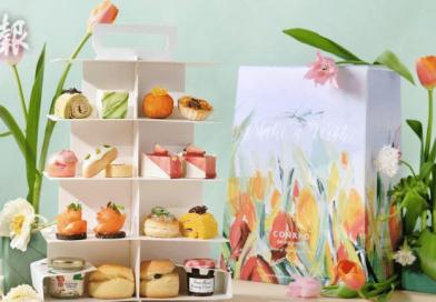 下午茶之選丨港麗酒店推出Spring Garden春夏童夢下午茶 色彩繽紛迎夏日