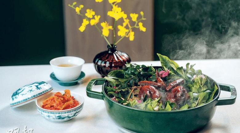 米芝蓮餐廳中法Fusion菜 慢煮鮑魚、乳鴿魚湯、剁椒花膠飯 中菜都有新鮮感!