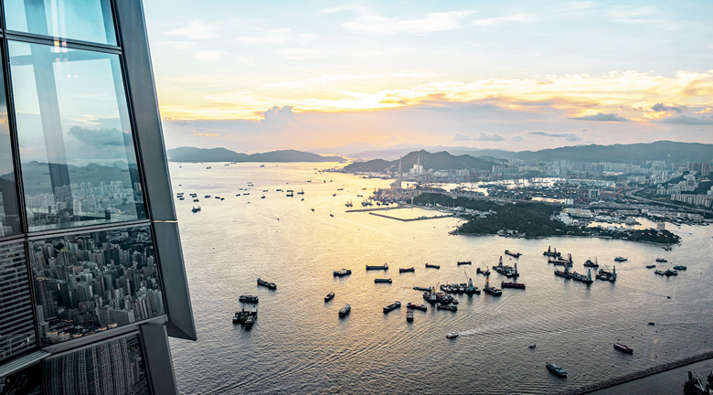 天際100慶祝開業十周年 高空美饌套票優惠回饋港人