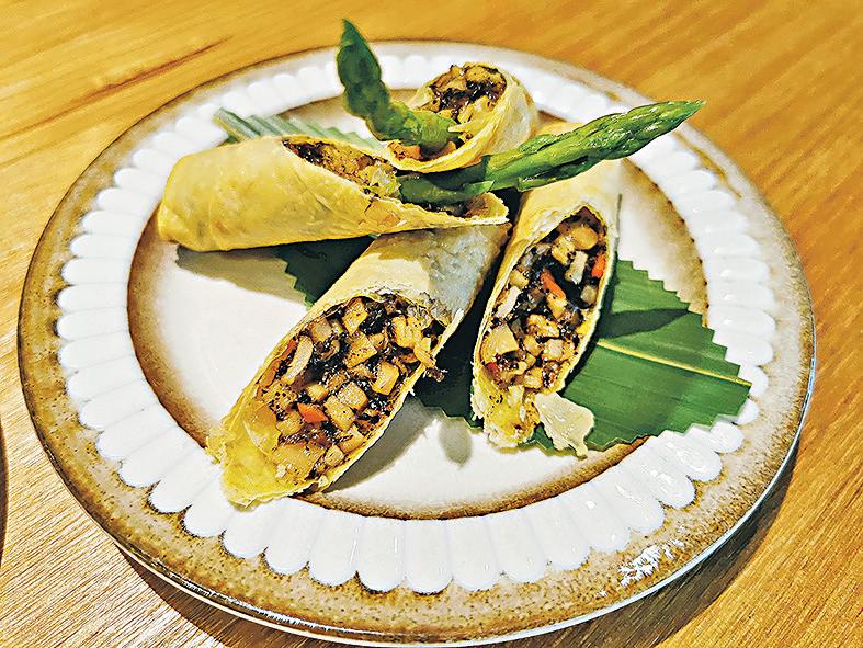 反轉傳統中式點心 探花 x 麥華章 新派點心教味蕾生花