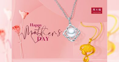 2021母親節|周大福母親節首飾登場 愛母親 令幸福無處不現