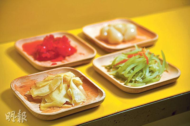 夏日必試!傳統漬物「五柳」 酸甜開胃抗悶熱 入饌工夫多 現成散裝買少見少