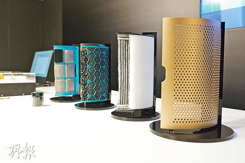 Dyson推去甲醛空氣清新機 改良高壓密封氣道 減噪更勝從前