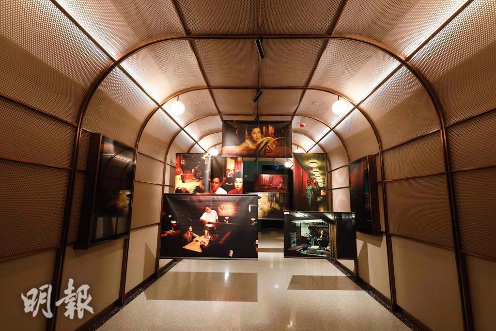 周末好去處丨1:1還原《花樣年華》金雀餐廳場景 20周年珍藏展租借旗袍扮張曼玉
