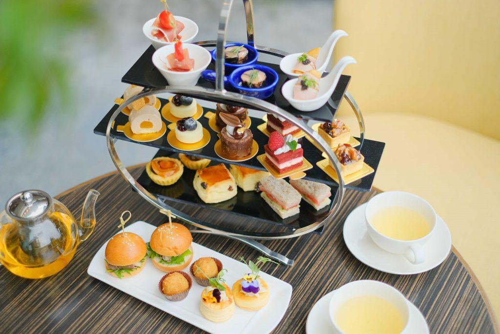 千禧新世界香港酒店 I The Lounge呈獻「隨您配」下午茶套餐