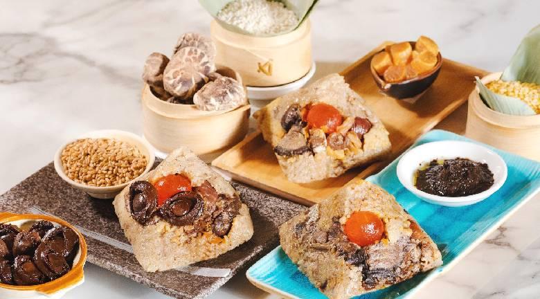端午節2021|8度海逸酒店優惠 自家製古法傳統鹹肉糉 原隻鮑魚滋味滿足