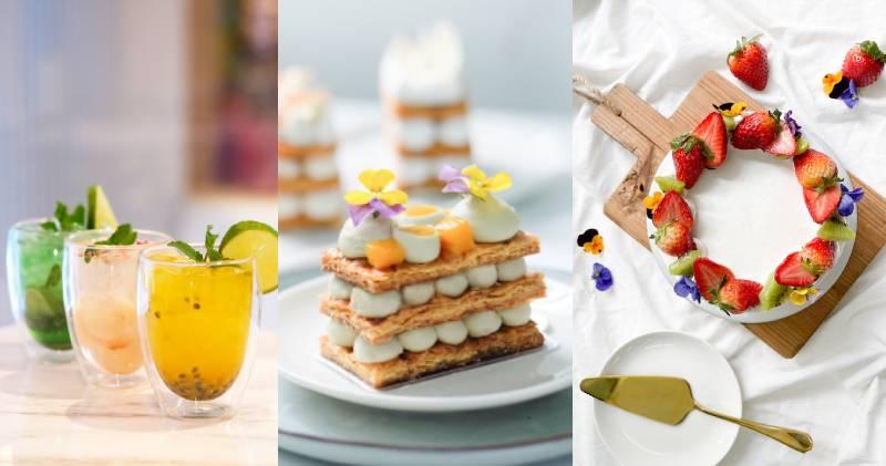 The Cakery蛋糕甜品 時令夏季水果無負擔 手調飲品消暑解渴