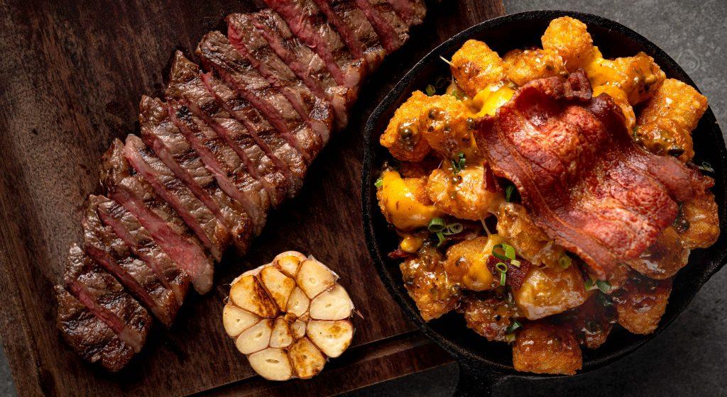 Porterhouse首推精選頂級澳州牛排 與 無限添食的美式炸薯球 美味加倍