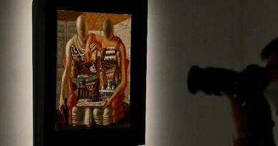 【超現實主義】藝術館今起展出巴黎龐比度中心逾百藏品 即睇館長導賞