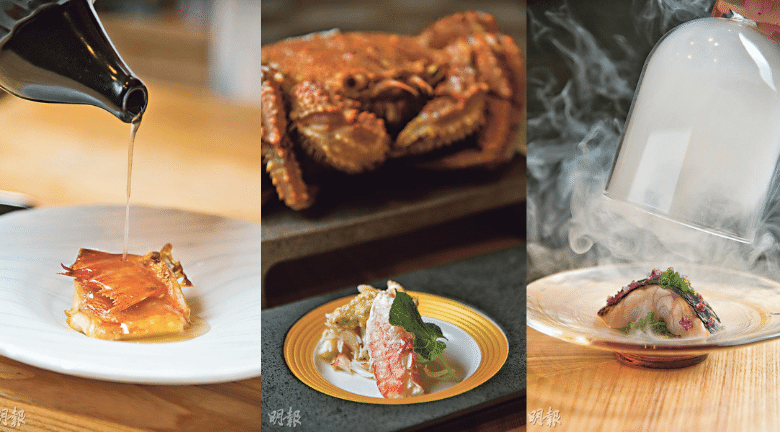 Omakase高級壽司店登陸中環 壽司傳遞人生滋味 必試活車海老壽司!