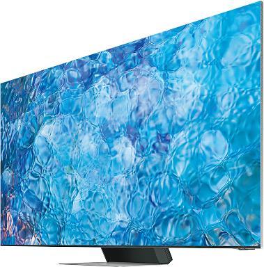 Samsung 8K QLED電視 全方位防反光 AI增強畫面細節 打機、睇戲體驟更佳