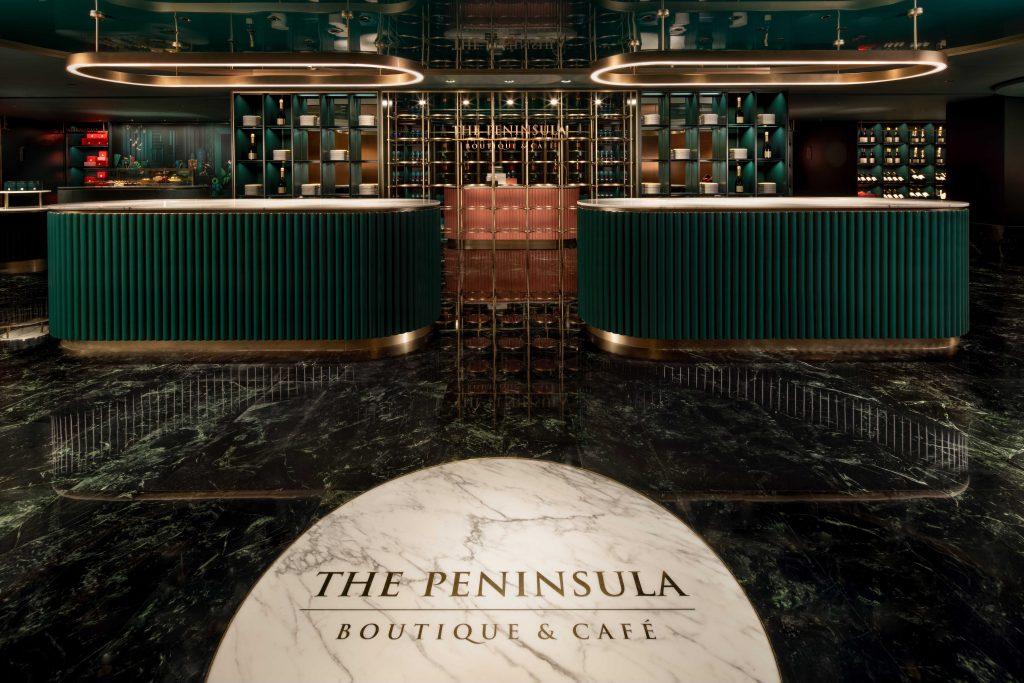 半島精品店 X 咖啡廳 本月 28 號半島酒店內隆重開幕