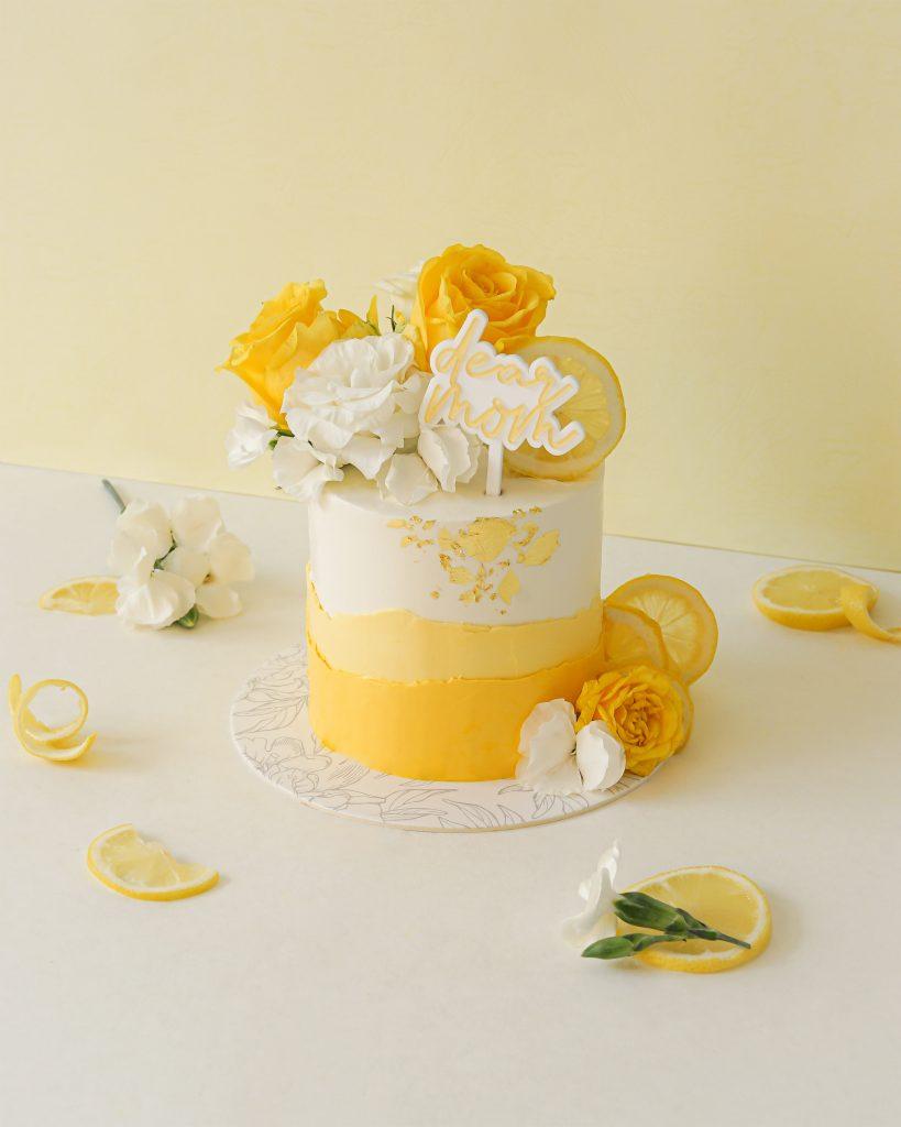 2021母親節|Vive Cake Boutique窩心呈獻「Jardin de Fleur」母親節蛋糕系列 以鮮花獻上心意