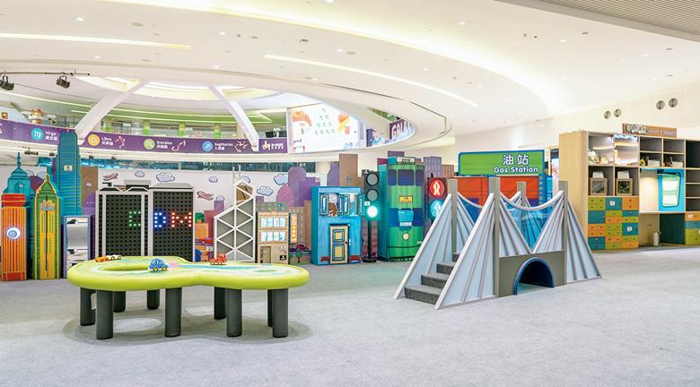 室內遊玩好去處 香港兒童探索博物館