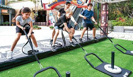 小朋友放電3大活動提案 重拾運動習慣 踢走大懶蟲!