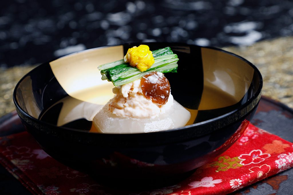 夢— Yume Cuisine X 麥華章 精細懷石料理背後 燃著熾熱追夢之心