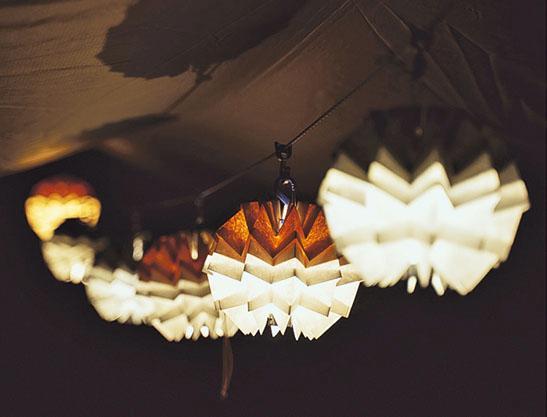 Metamatter 野外摺紙燈罩  燈罩