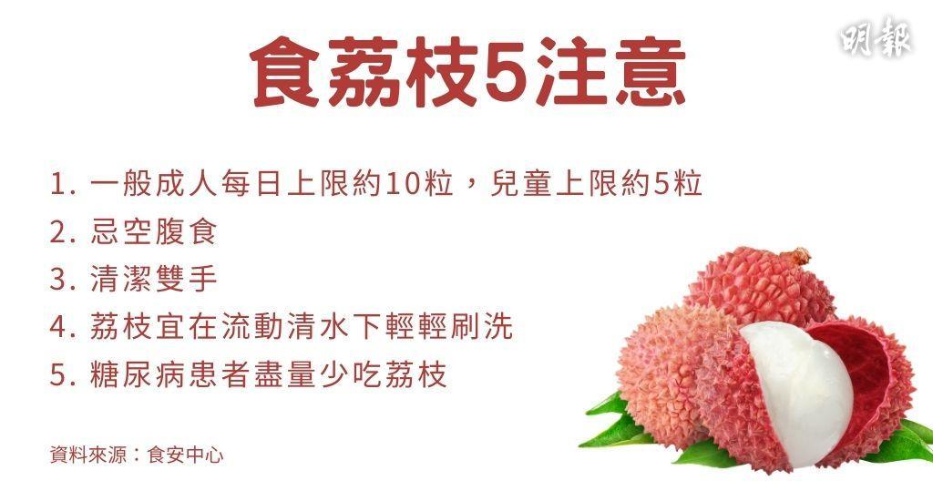 荔枝 糖尿病 食物安全中心