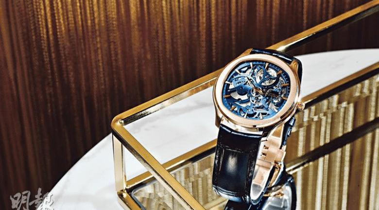 Piaget新表注目登場!鏤空機芯、彩色寶石 腕表、珠寶工藝兼備