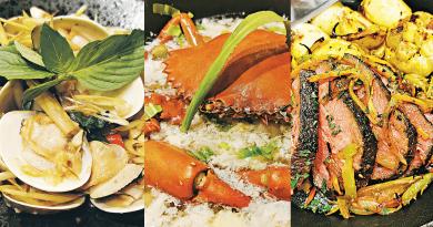 越式小店、西餐廳 X 麥華章|假期一家歎舒心美食 食盡法式風味北越菜 鬼馬西餐Dirty Skillet