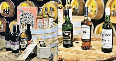 逸品館 X 麥華章 父親節淺酌經典港漫《老夫子》威士忌、限量版日本清酒 美酒佳釀與父談情