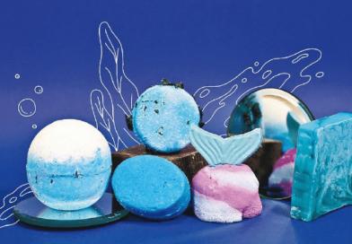 向塑膠包裝說不!#GoNaked Lush裸裝護膚產品大行其道 為海洋出分力