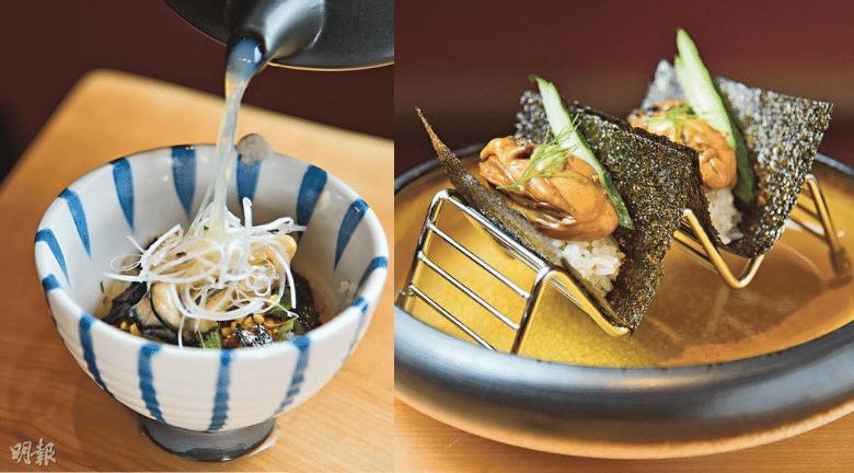 【米芝蓮餐廳】牡蠣不如帰 鮮蠔黃金湯拉麵 味蕾感受4層變化
