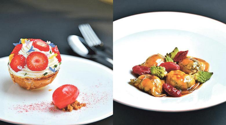 奕居頂層新餐廳 嘆無敵海景加地中海美食