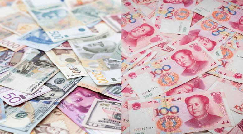 【幫你格價】短期外幣高息定存比較 人民幣定外幣?要睇呢樣!(網上資料圖片)