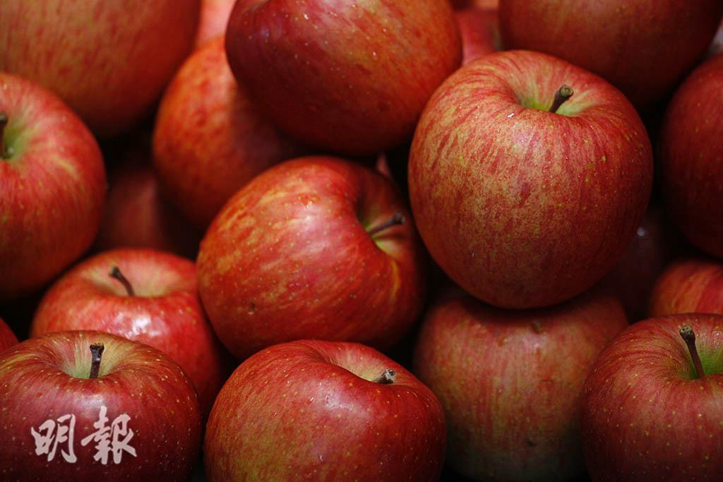 營養師教你揀蘋果 紅蘋果花青素多 青蘋果糖分低