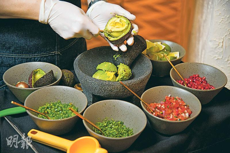 墨西哥菜 Cali-mex 炭燒醉雞 牛油果醬 Studio City by Cali-Mex 牛肋肉