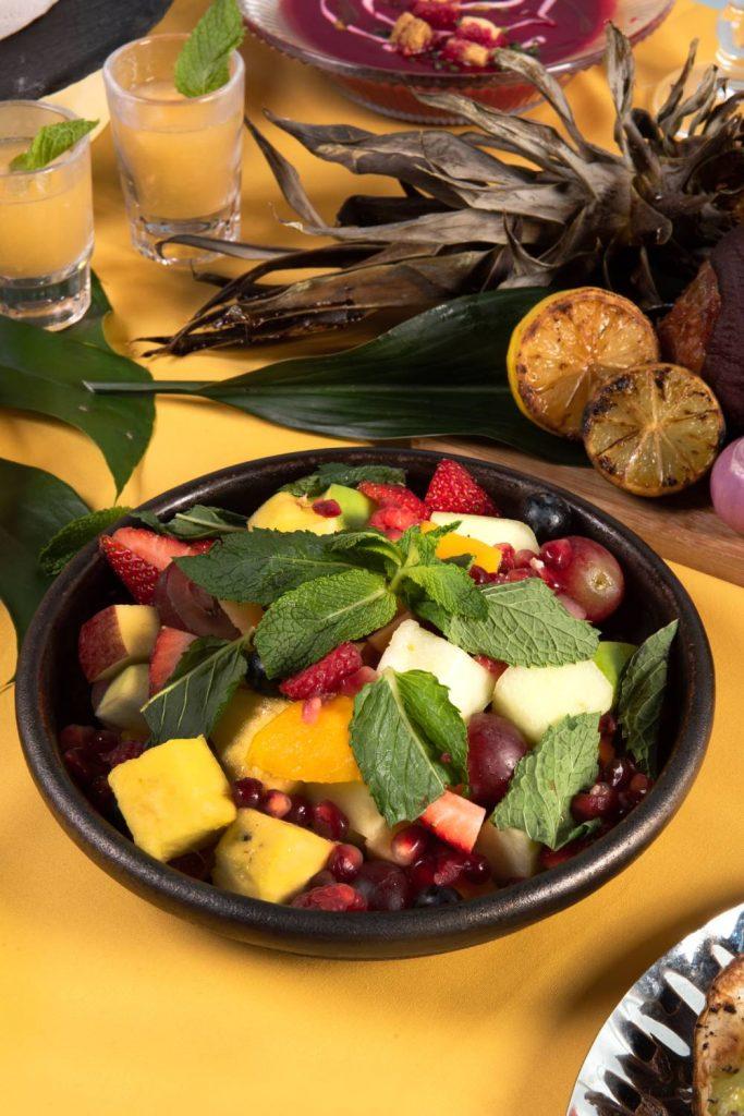 香港逸東酒店|普慶餐廳下午茶 新推$248「水果狂熱」週末下午茶自助餐