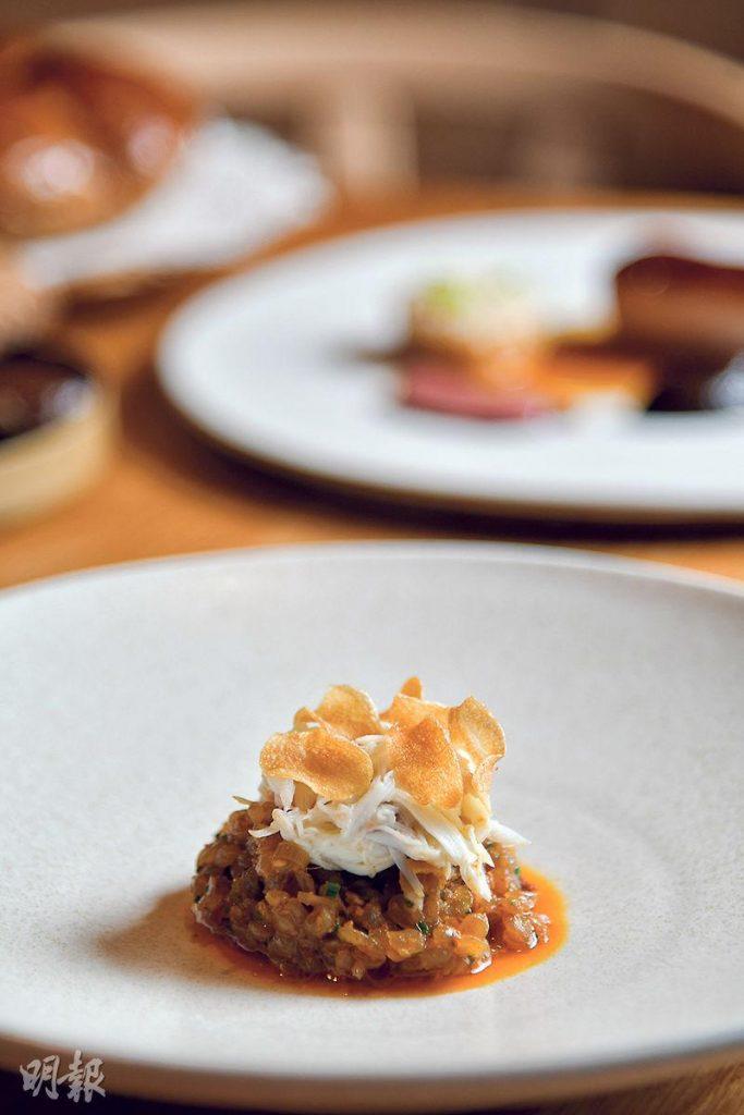 新加坡Fine Dining餐廳 必試名廚料理 法式摩登肉骨茶 叻沙蒟蒻飯