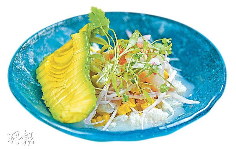 尖沙咀新酒吧 南美草藥主題 美食配海景療癒身心