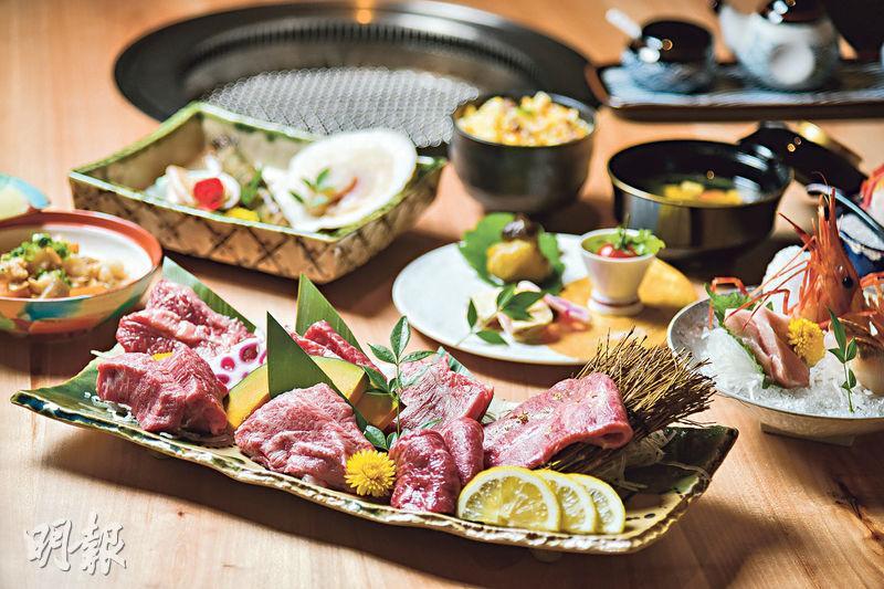 燒肉omakase登場!高質和牛專人代燒 食勻7大刁鑽部位