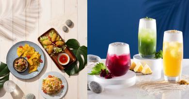 植物性鮮菜式?Green Common 呈獻OmniSeafood新海鮮菜式及綿綿唇素奶蓋茶 嘗試清新夏日滋味