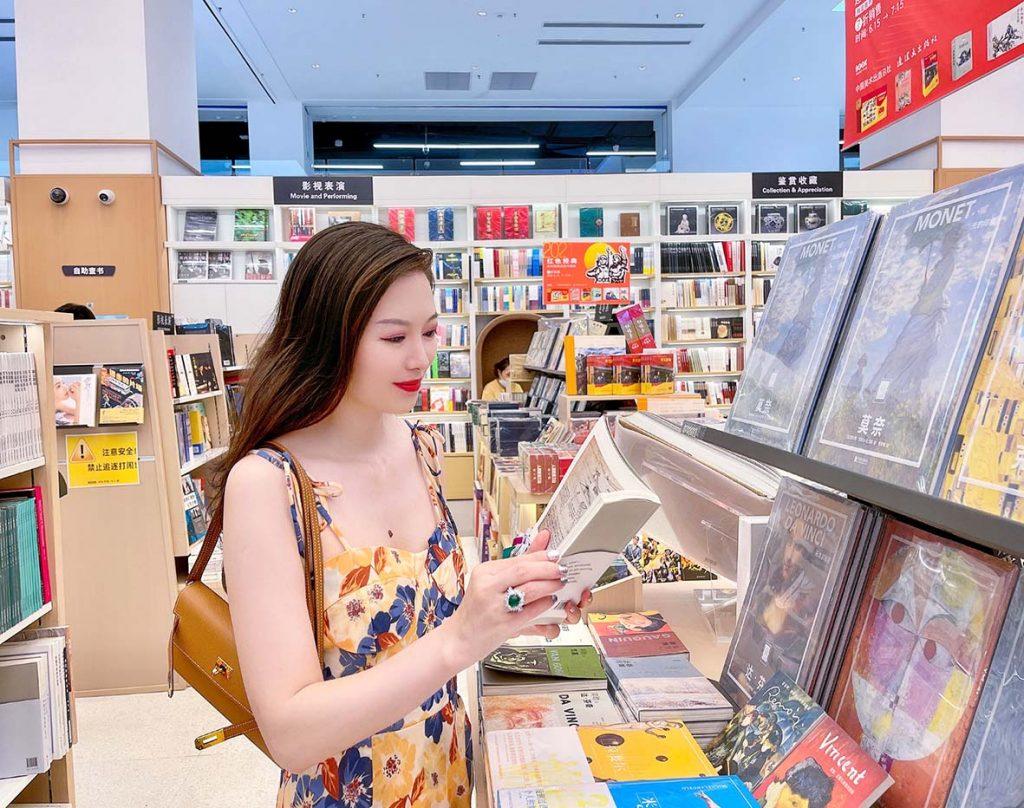 【遊走大灣區】深圳地鐵2號線:市民中心站 朝聖全球最大書店 走訪深圳博物館與城市規劃館 文化瑰寶間穿梭