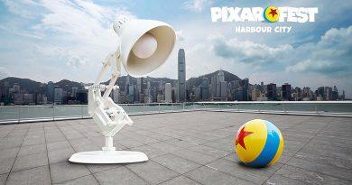 海港城辦Pixar Fest慶祝彼思動畫35周年